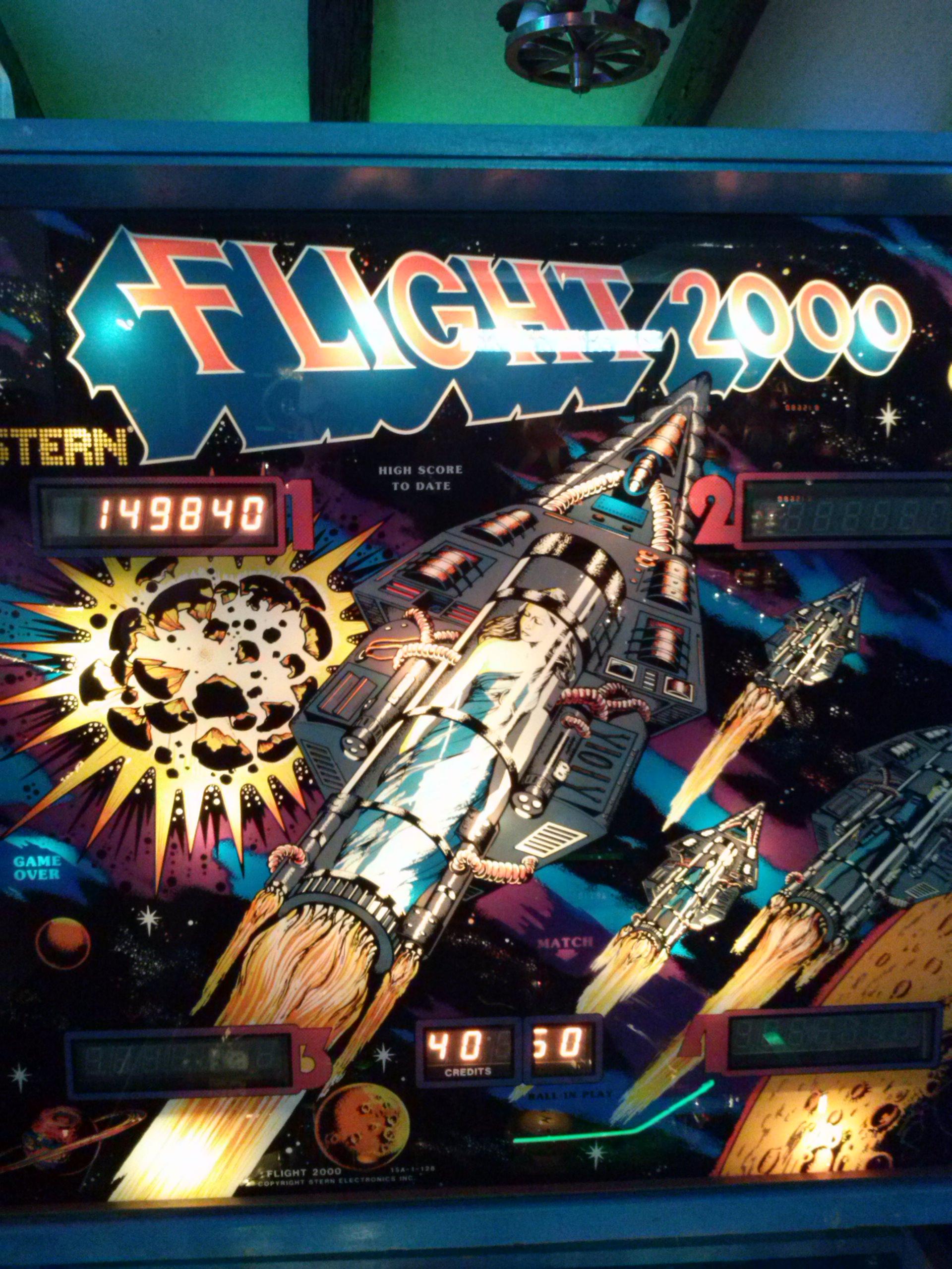 nester: Flight 2000 (Pinball: 3 Balls) 149,840 points on 2014-05-24 15:39:54