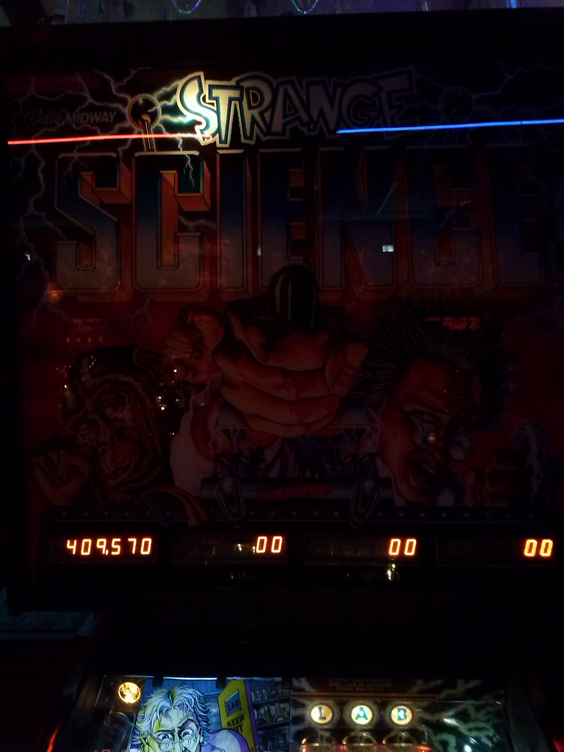 nester: Strange Science (Pinball: 3 Balls) 409,570 points on 2014-05-25 01:01:51
