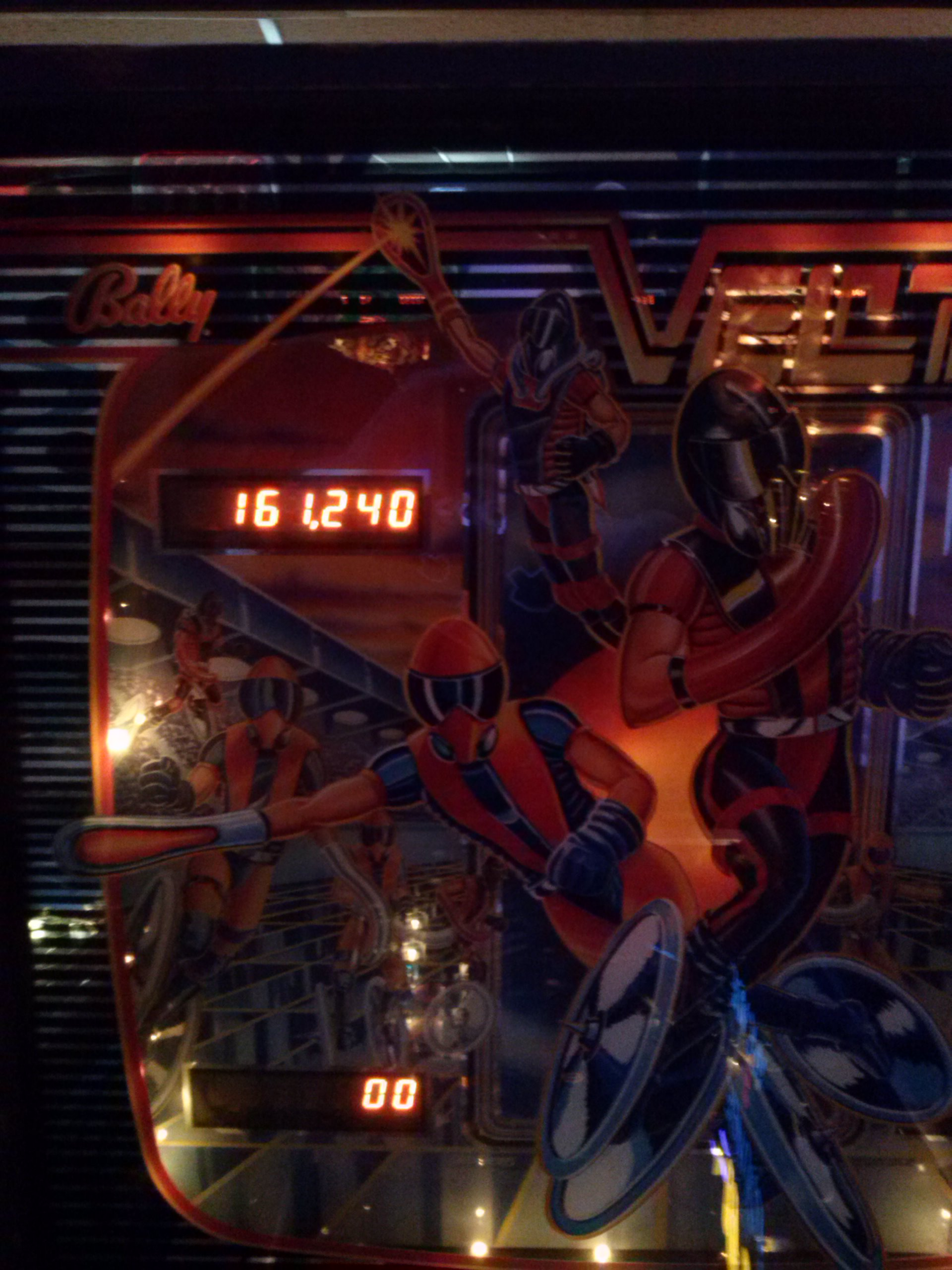 nester: Vector (Pinball: 3 Balls) 161,240 points on 2014-05-25 01:09:40