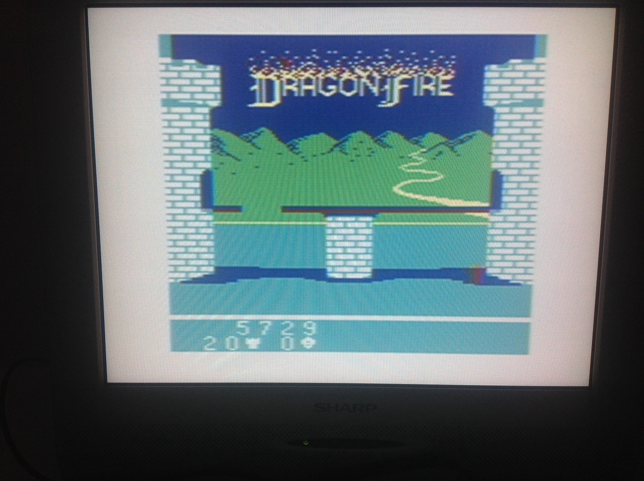 Dragonfire 5,729 points
