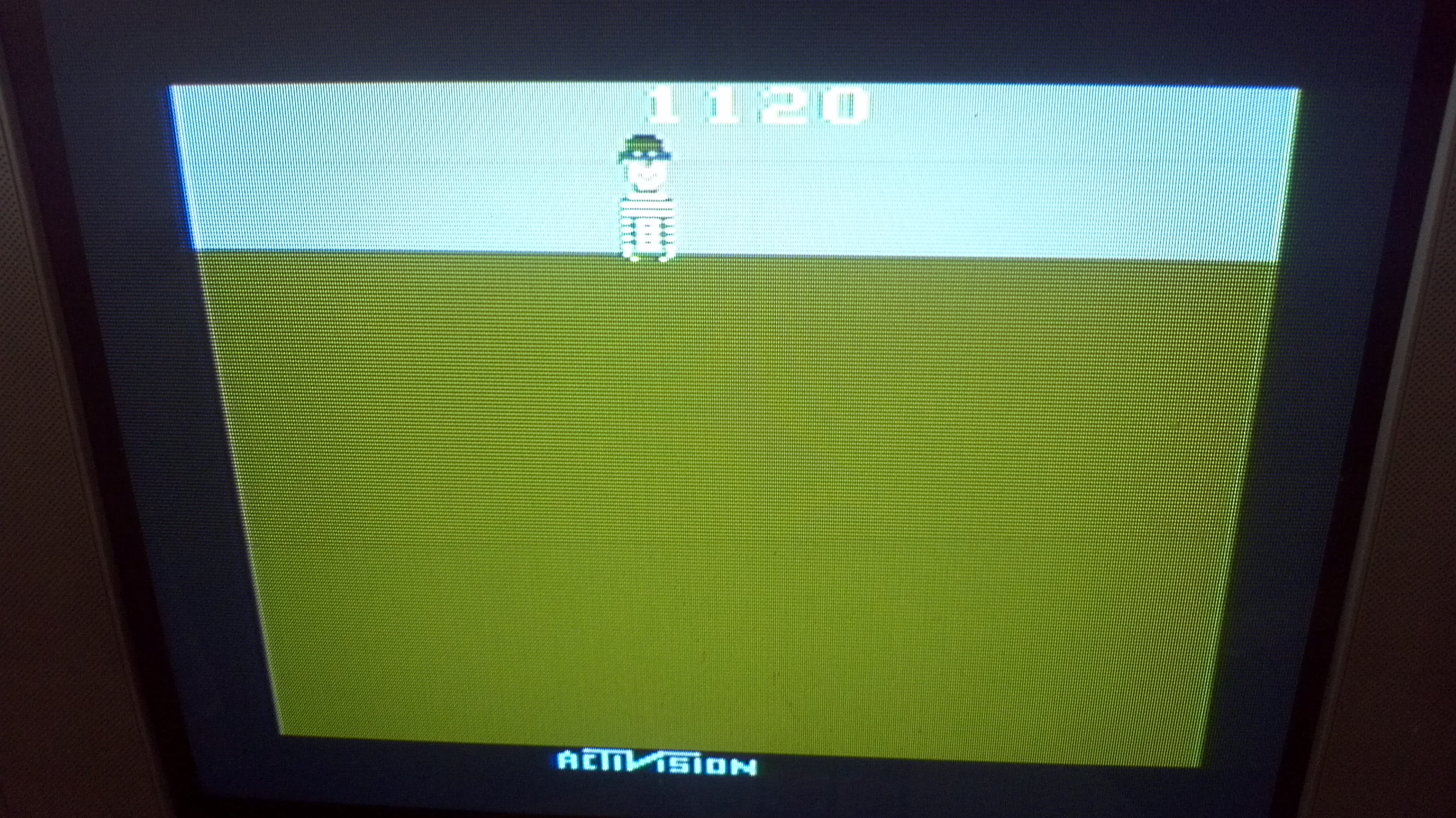 Liduario: Kaboom! (Atari 2600 Novice/B) 1,120 points on 2014-05-27 09:20:09