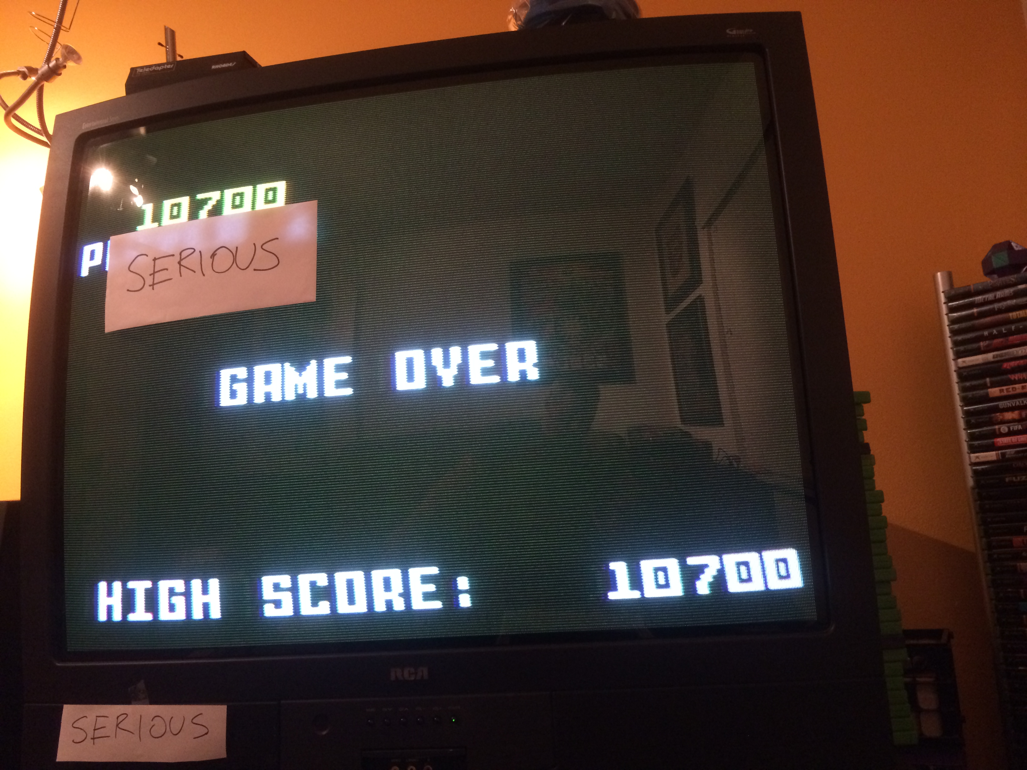 Bump N Jump 10,700 points