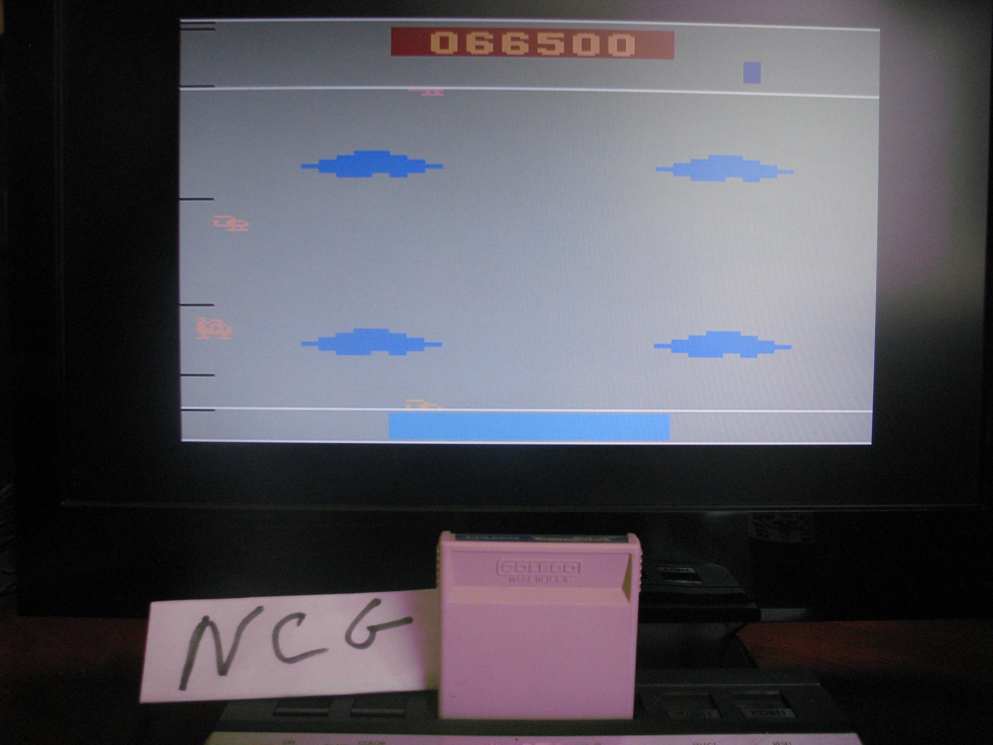 NorthCoastGamer: Time Pilot (Atari 2600 Novice/B) 66,500 points on 2014-06-01 13:11:07