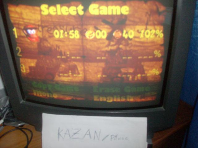 PMniac: Donkey Kong Country 2: Percent Complete (Wii Virtual Console: SNES) 102 points on 2014-06-02 01:16:03