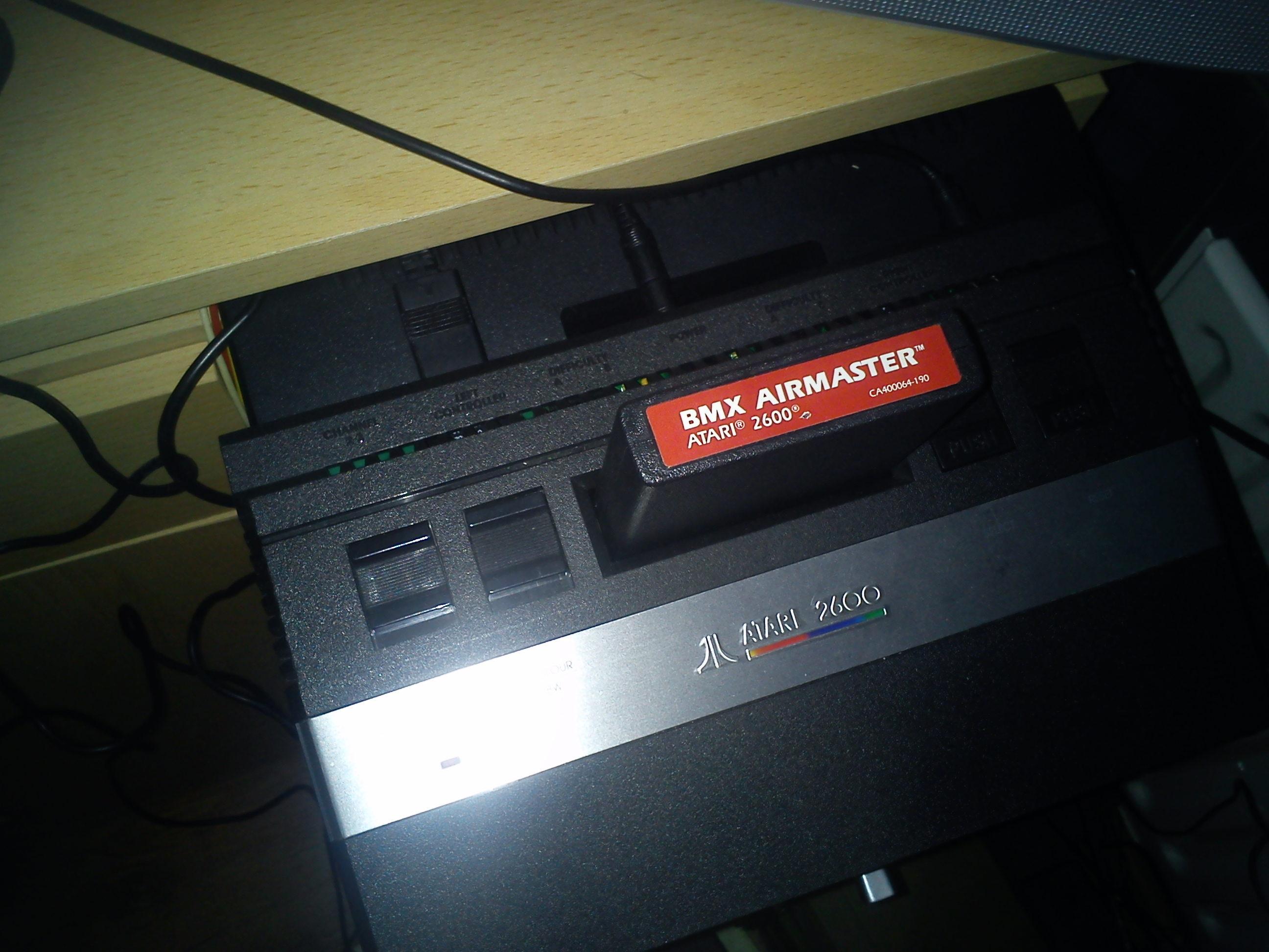BMX Airmaster: Arcade Mode 21,078 points