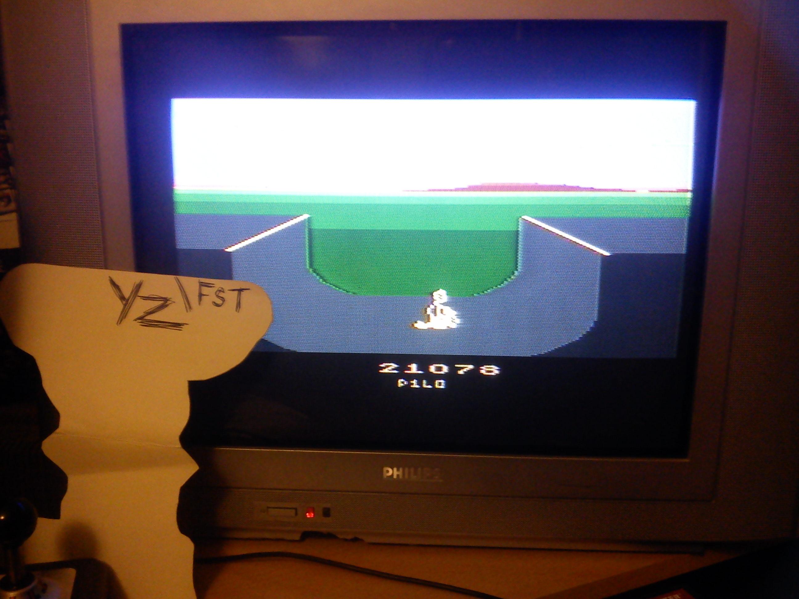 Fr0st: BMX Airmaster: Arcade Mode (Atari 2600) 21,078 points on 2014-06-03 15:37:24