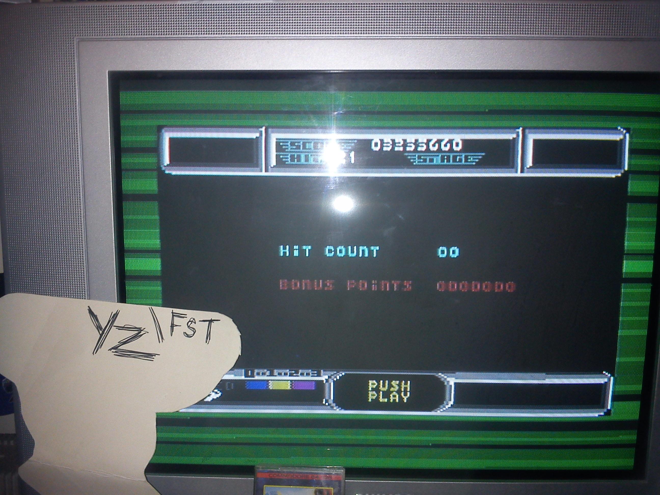 Fr0st: After Burner [UK/Activision] (Commodore 64) 3,255,660 points on 2014-06-03 16:58:09