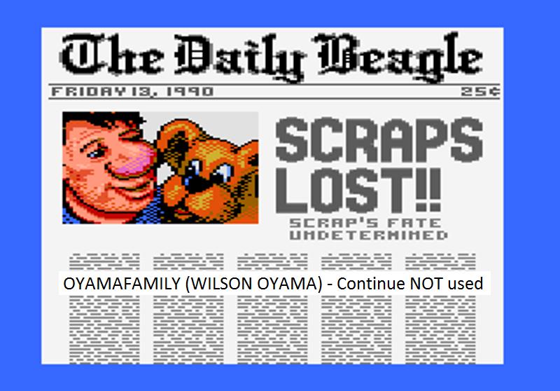 Scrapyard Dog 11,825 points