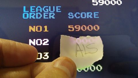 muscleandfitness: Hunch Back [hunchbak] (Arcade Emulated / M.A.M.E.) 59,000 points on 2014-06-07 07:58:57