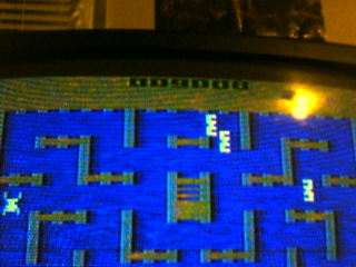yarjr: Dark Cavern (Atari 2600) 9,000 points on 2013-09-01 23:15:17