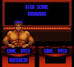 Fr0st: Smash TV (NES/Famicom Emulated) 258,230 points on 2014-06-09 06:07:10