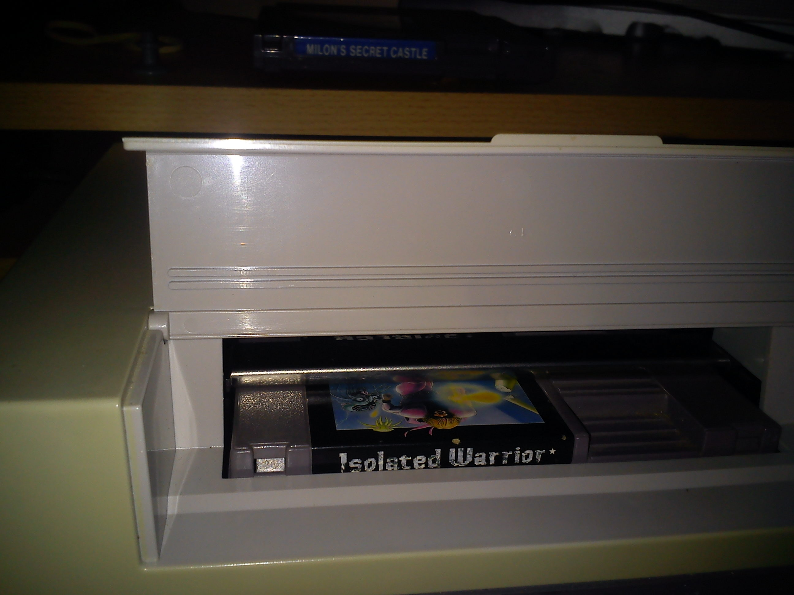 Fr0st: Isolated Warrior (NES/Famicom) 62,600 points on 2014-06-09 18:22:17