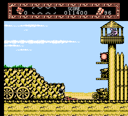 Fr0st: The Young Indiana Jones Chronicles (NES/Famicom Emulated) 11,400 points on 2014-06-09 18:25:28