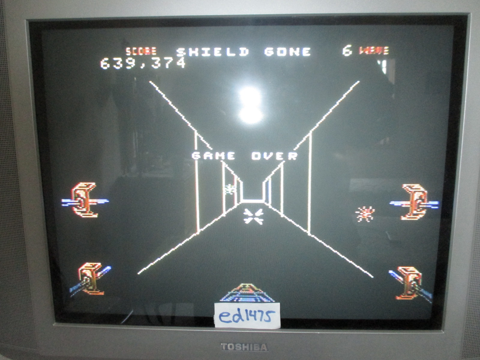 ed1475: Star Wars: The Arcade Game: Easy (Colecovision) 639,374 points on 2014-06-10 20:19:30