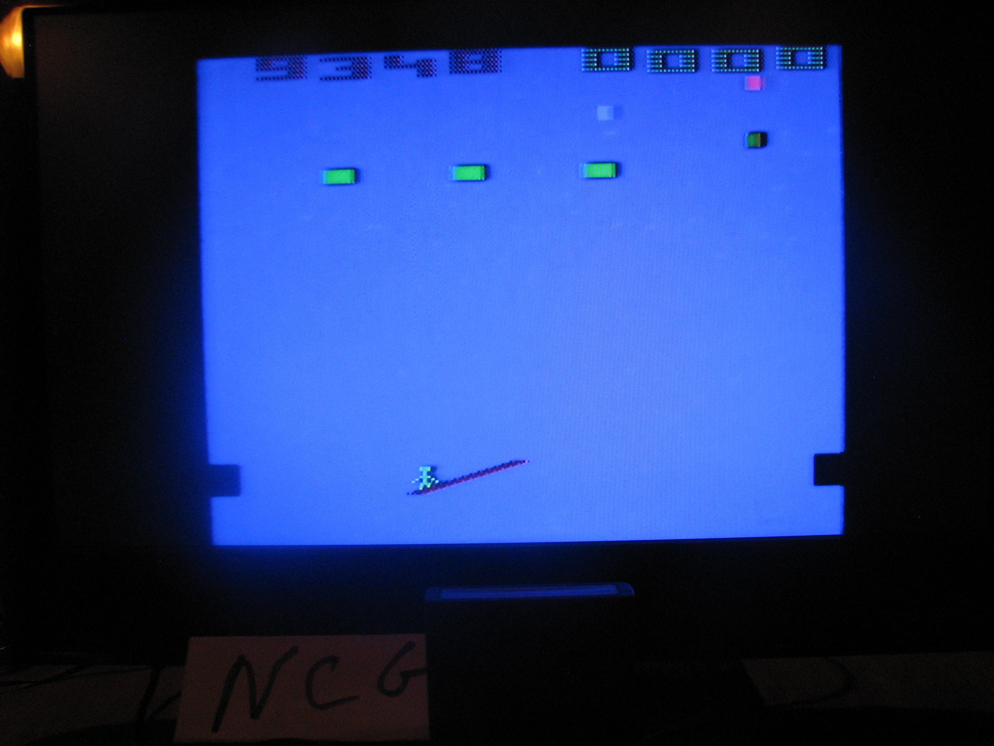 NorthCoastGamer: Circus Atari: Game 6 (Atari 2600 Expert/A) 9,348 points on 2014-06-11 18:40:24