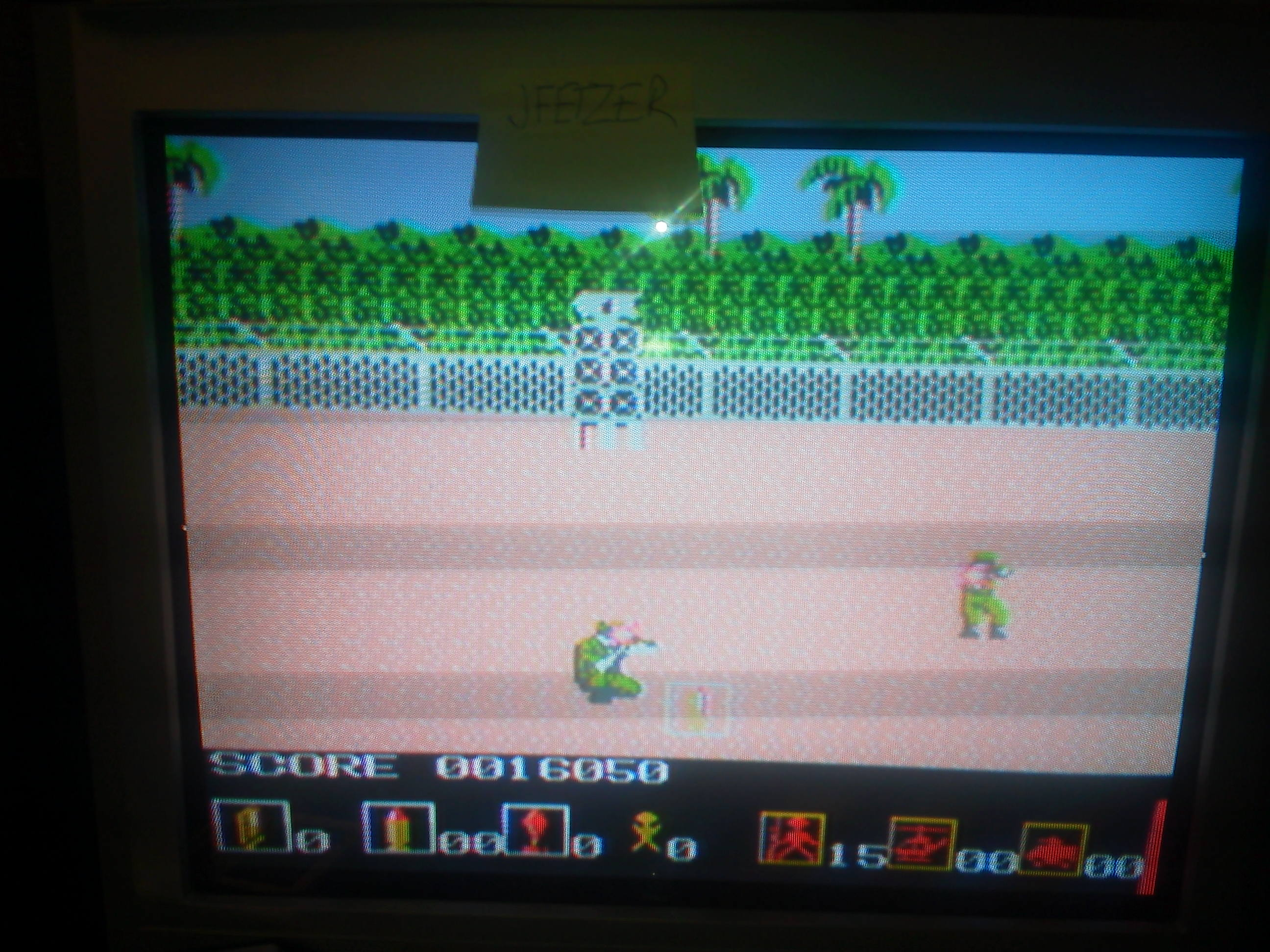 jfetzer: Operation Wolf (NES/Famicom Emulated) 16,050 points on 2014-06-11 22:14:32