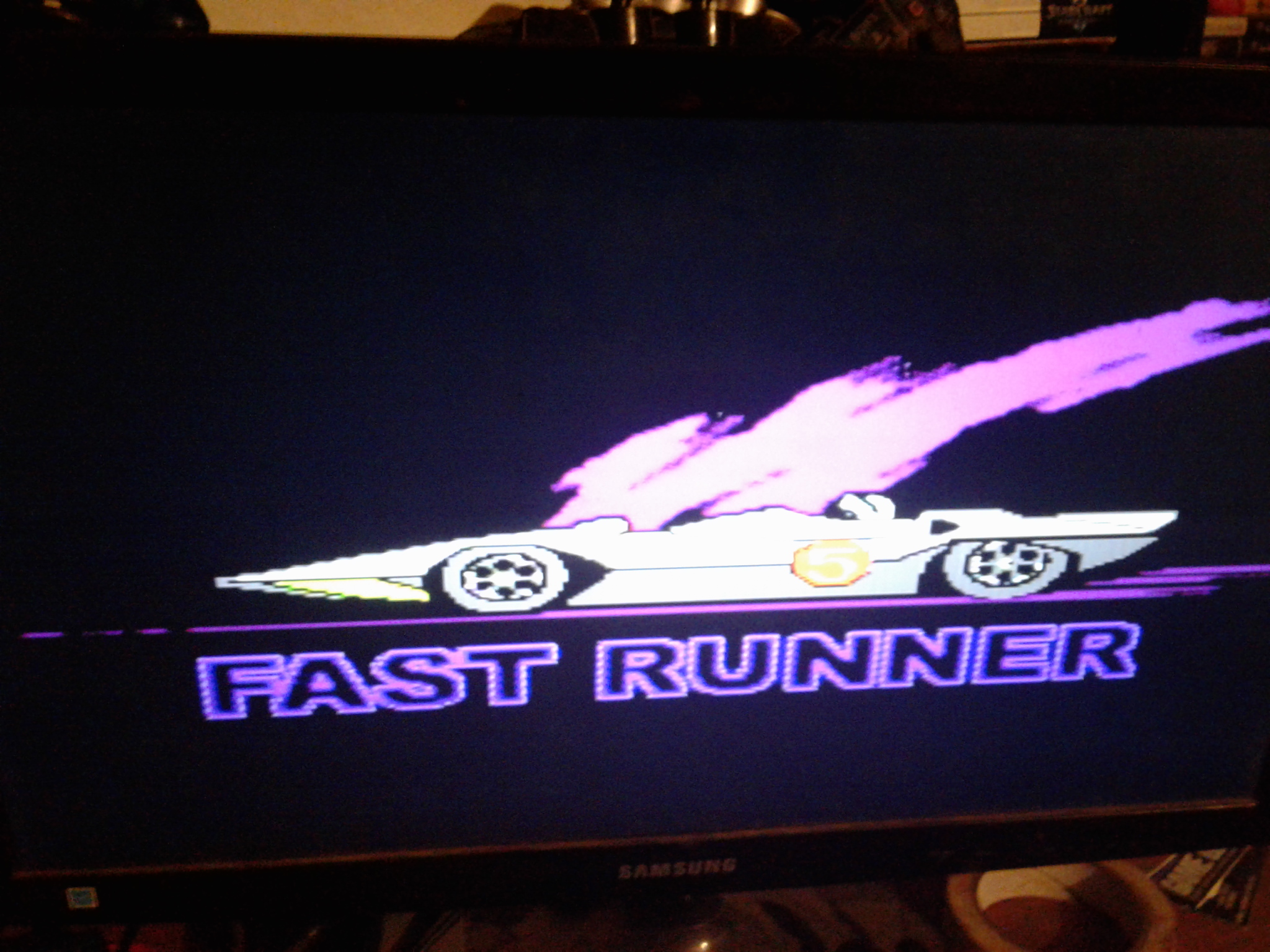 S.BAZ: vsMaxx 50-in-1: Fast Runner (Dedicated Console) 3,815 points on 2019-11-14 14:03:28